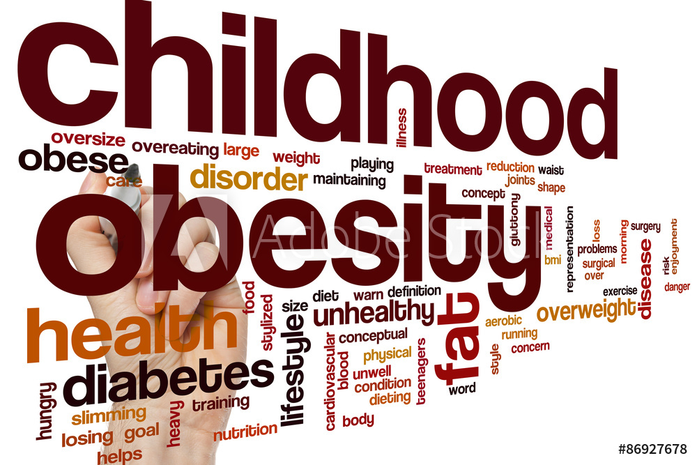 Health Risk of Childhood Obesity